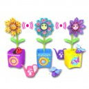 Fleurs chantantes