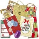 Emballages cadeaux et cartes
